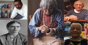 Multi-Cultural Artists