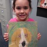 Rosa Bonheur Art for Kids