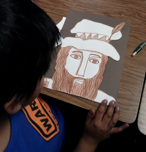 Renaissance Art Projects For Elementary