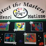 Henri Matisse - Abstract Sea Life Compositions