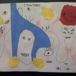 Joan Miro Artworks For Elementary