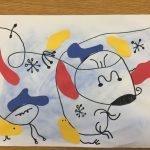 Artwork of Joan Miro
