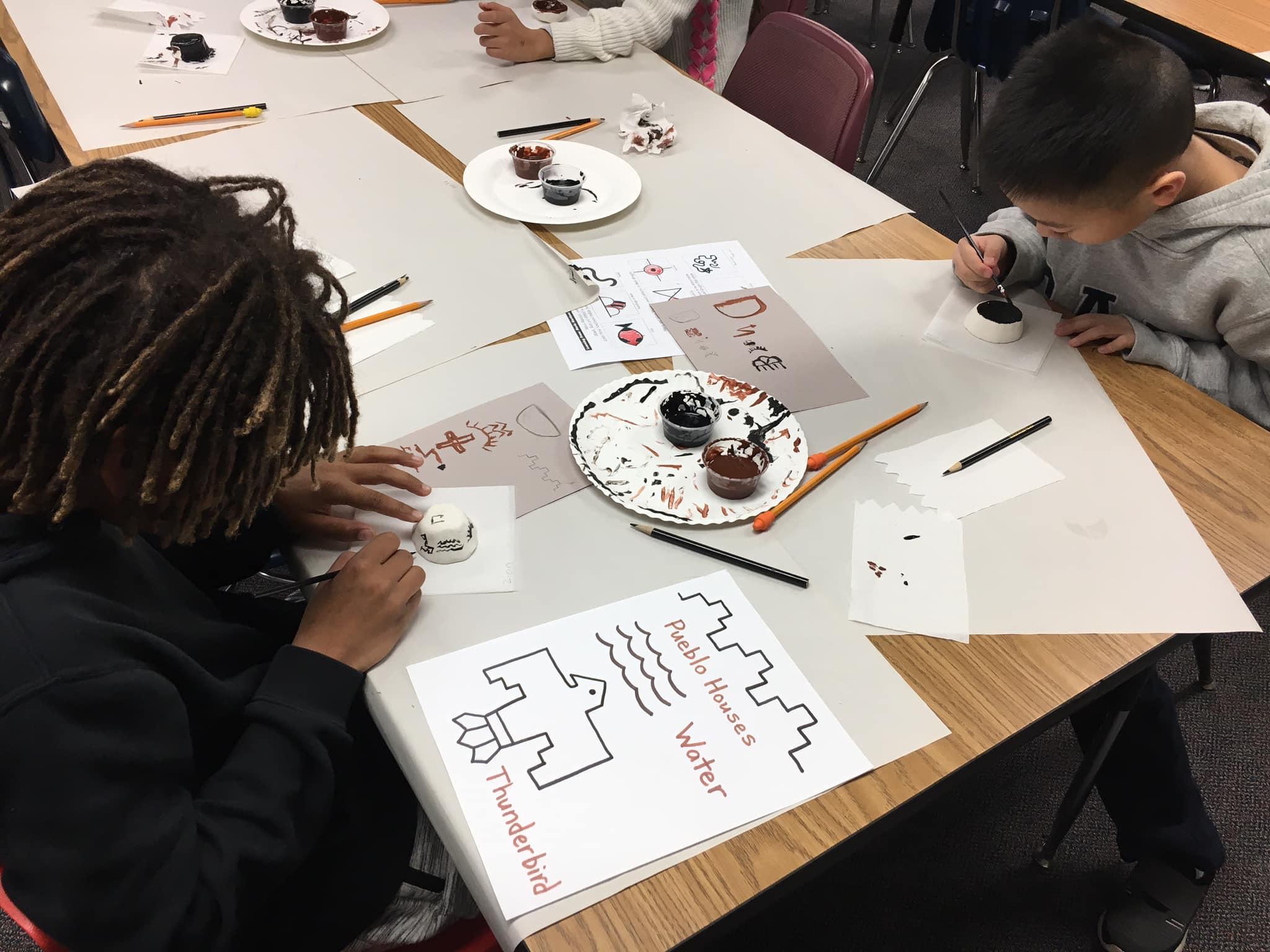 Art Lesson Plans For Kids